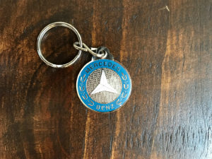 MERCEDES BENZ KEYRINGS