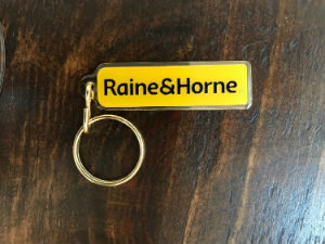 Raine and horne Keychains