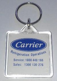 Carrier Keytag