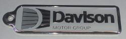 Davidson Motor Repairs Key Ring