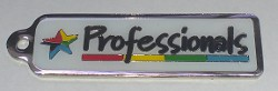 The Professsionals Keyring